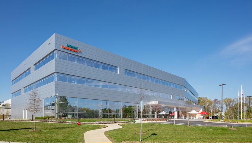 Siemens Healthineers Achieves LEED Gold Status