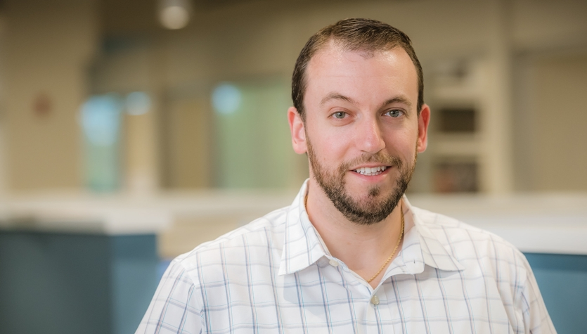 Josh Dretchen Promoted to Senior Project Manager