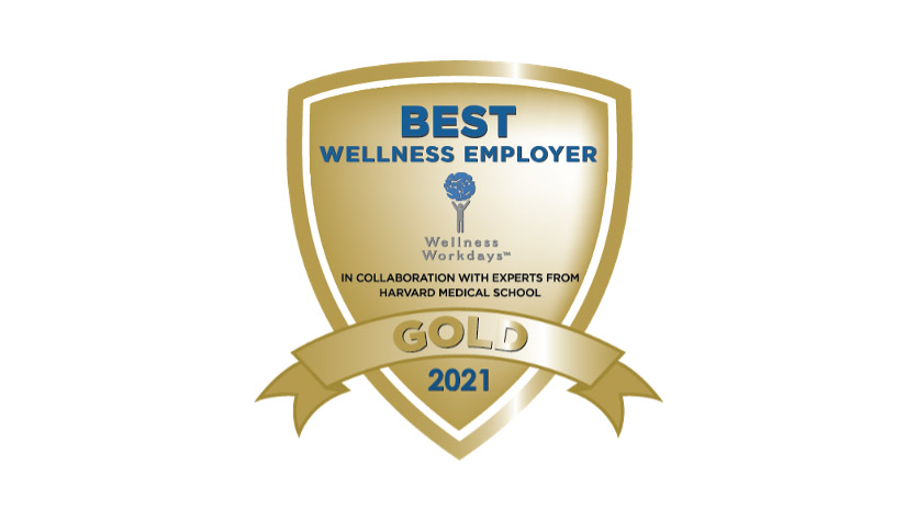 Best Wellness Employer Award