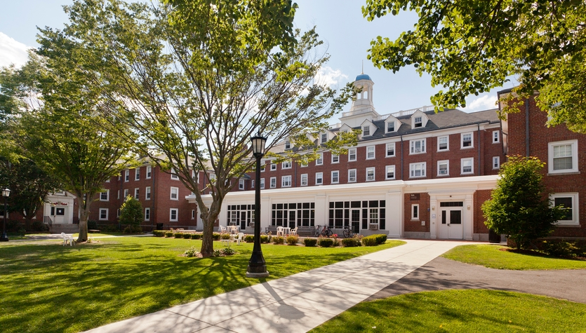 Tufts University - Residential Buildings
