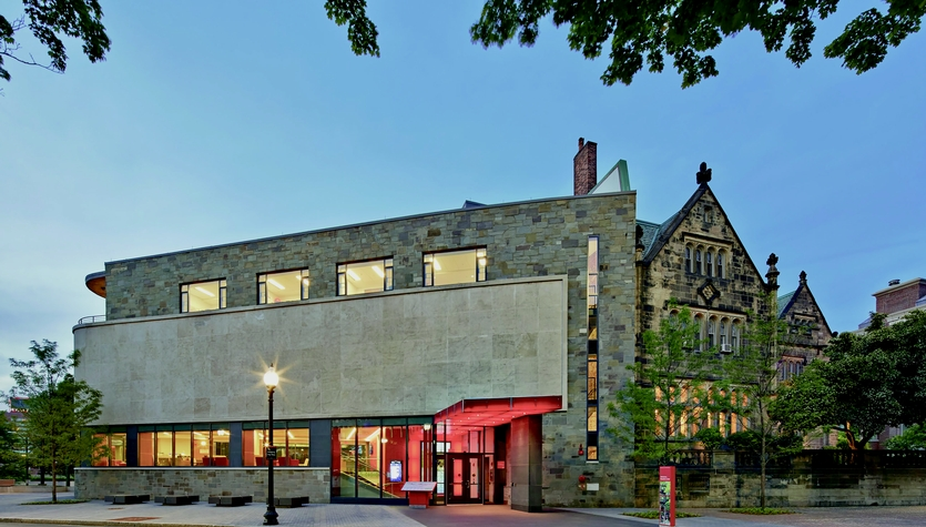 Boston University's Admissions Center Earns a Boston Society of Architects Honor Award for Design Excellence