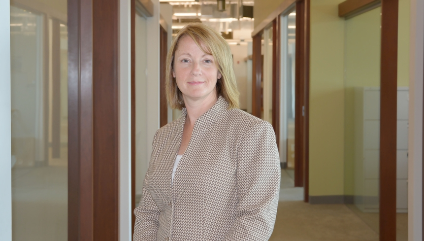 Sharon Jozokos Joins Columbia Construction as New Director of Healthcare Services