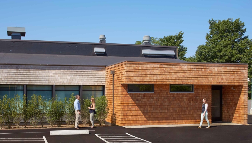 Martha's Vineyard Hospital New Walk-in Clinic