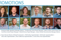 Columbia Promotes 12 Employees Across Multiple Departments