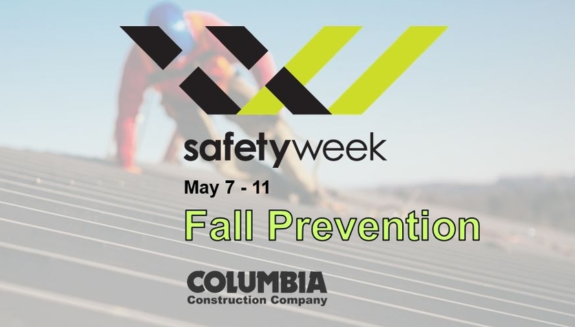 Columbia Elevates Safety During National Safety Week