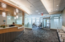 Healthcare Design  Features Martha's Vineyard Hospital Primary Care Internal Medicine Suite