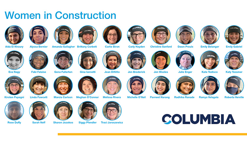 Celebrating Women in Construction 2021