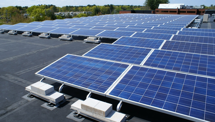 Columbia Completes Solar Panel Installation at FUJIFILM's Bedford, MA Facility