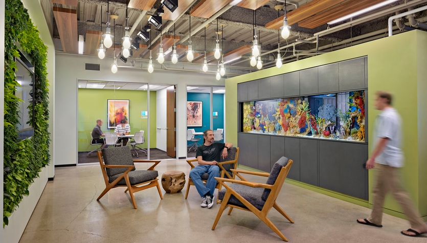 Columbia Completes Twitter's New Office in Cambridge as Featured in NEREJ