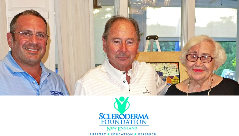 Columbia is a Proud Supporter of the 15th Annual Scleroderma Foundation New England Charity Golf Tournament