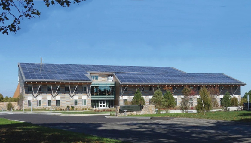 Fisheries & Wildlife's Zero Net Energy Building Earns BSA Honor Award for Sustainable Design