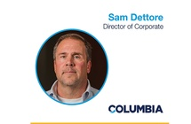 Columbia Promotes Sam Dettore to Director of Corporate