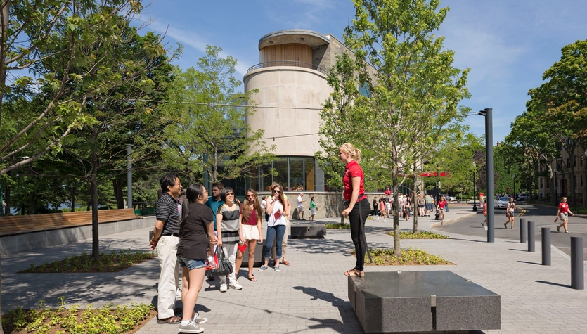 Columbia's Recent Feature: Connecting the Dots on Active Campus Environments