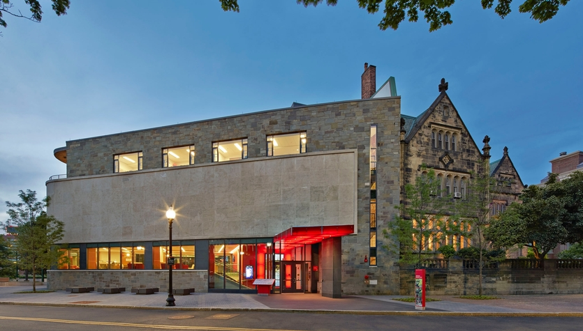 BU's Admissions Center Wins a Preservation Achievement Award