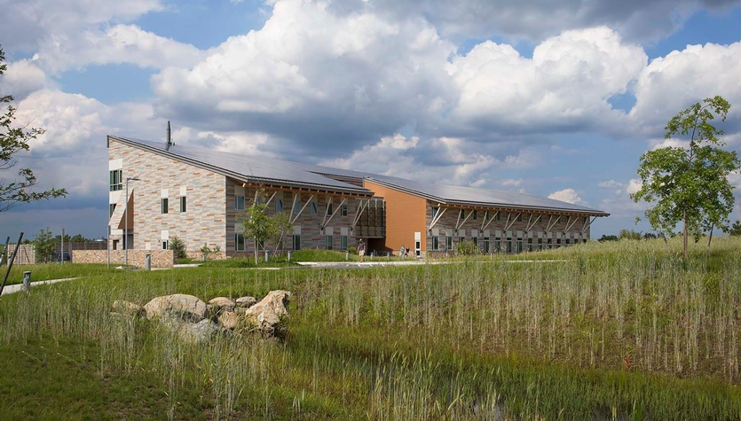 The USGBC Gives the Fisheries an Innovative Green Design Award