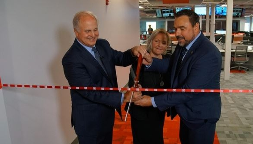 WCVB Celebrates Grand Opening of Newsroom