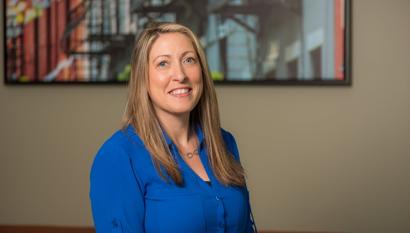 Dawn Proulx is promoted to Senior Project Manager!
