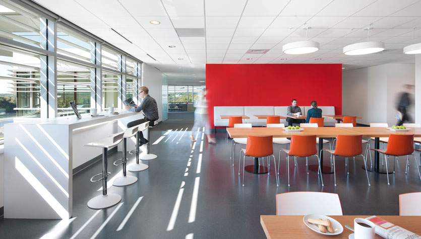CoreNet Global New England's Best New Workplace Award Goes to Dassault Systèmes