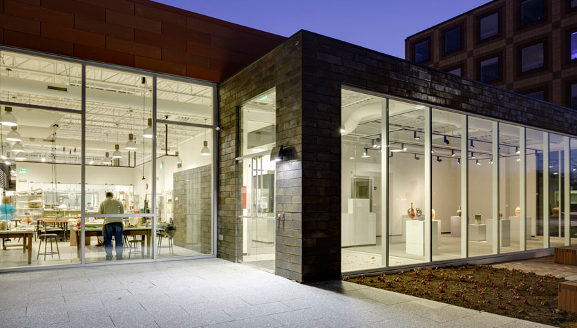 A+Award (Architizer A+ Awards) for Harvard's 224 Western Avenue Studio
