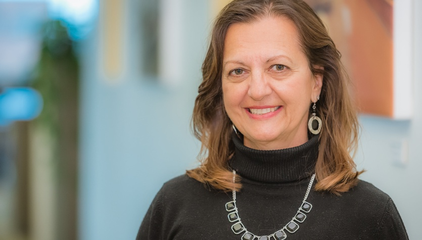 Spotlight On... Jean DiNitto: Celebrating 10 Years at Columbia